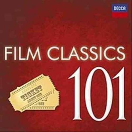 Various - 101 film classics (CD)