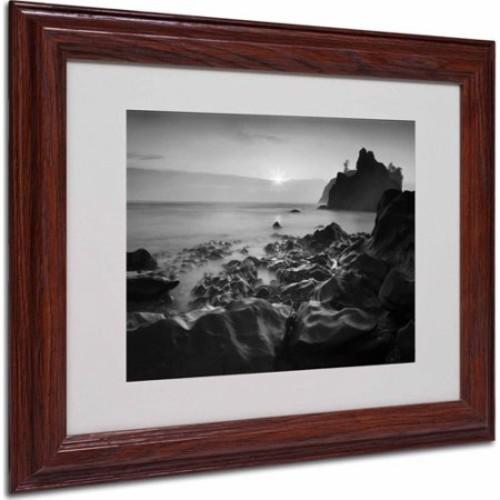 Trademark Fine Art 'Sunset At Ruby Beach' 16