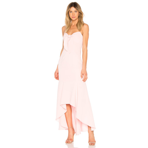 LIKELY Calhoun Gown in Rose Shadow