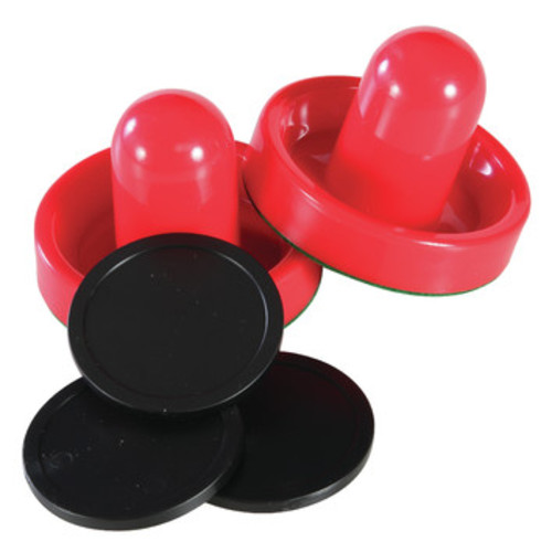 Hockey 5 Piece Striker & Puck Set
