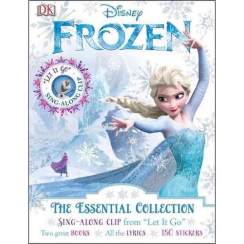 FROZEN ESSENTIAL COLL HC