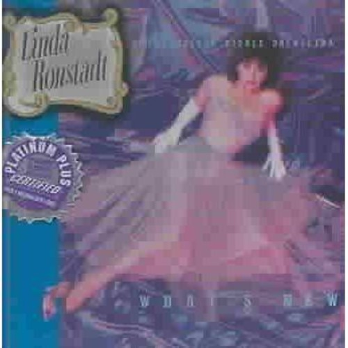 Linda Ronstadt & the Nelson Riddle Orchestra - What's New (CD)