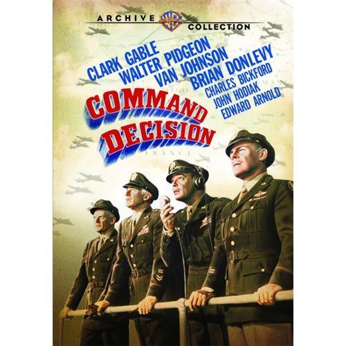 Command Decision [DVD] [1948]