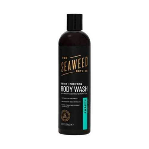 The Seaweed Bath Co Purifying Detox Body Wash Awaken -- 12 fl oz