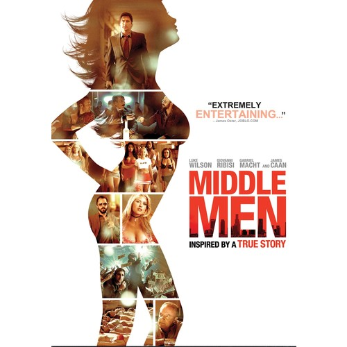 Middle Men [DVD] [2010]