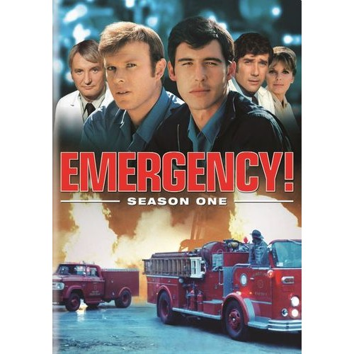 Emergency!: Season One [4 Discs] [DVD]
