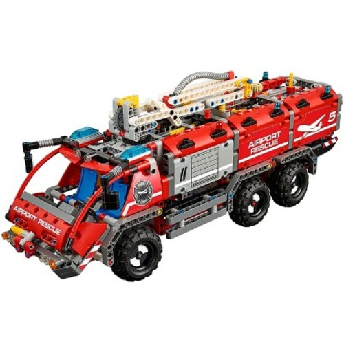 LEGO Technic Airport Rescue Vehicle 42068