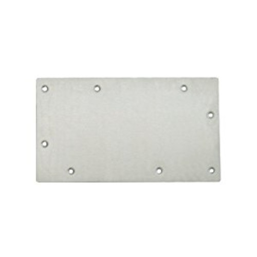 Splash Pools 12882 Stainless Steel Wide Mouth Size Pool Skimmer Cover [Wide-Mouth]