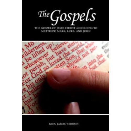 The Gospels: Matthew, Mark, Luke, and John, The Gospel of Jesus Christ According to