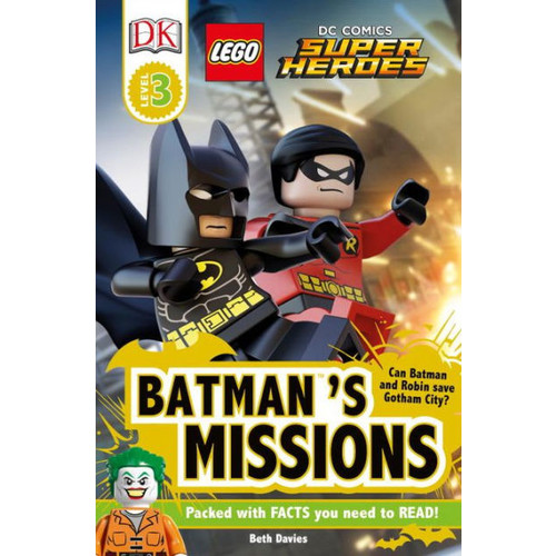 LEGO DC Comics Super Heroes: Batman's Missions (Turtleback School & Library Binding Edition)