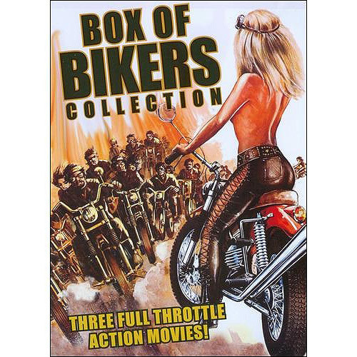 Box Of Bikers Collection (3 Movie Pack)