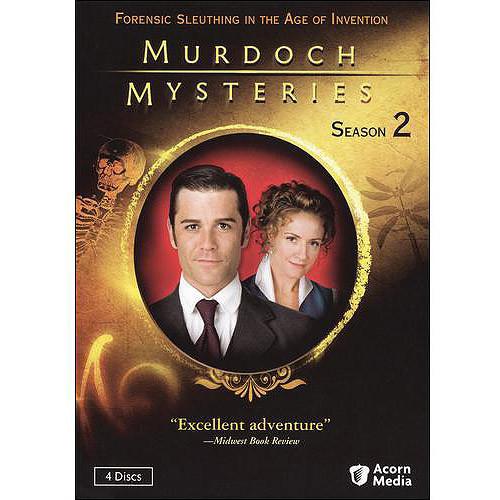 Murdoch Mysteries: Season Two [4 Discs] [DVD]