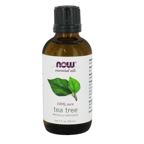 Now Foods Aromatherapy & Massage Now Foods 2-ounce Tea Tree Oil
