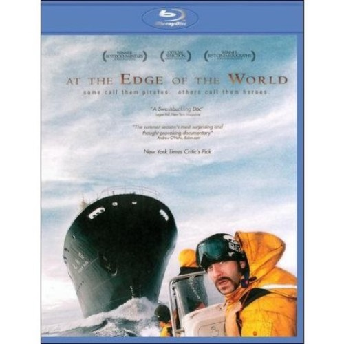 At The Edge Of The World (Blu-ray) (Widescreen)