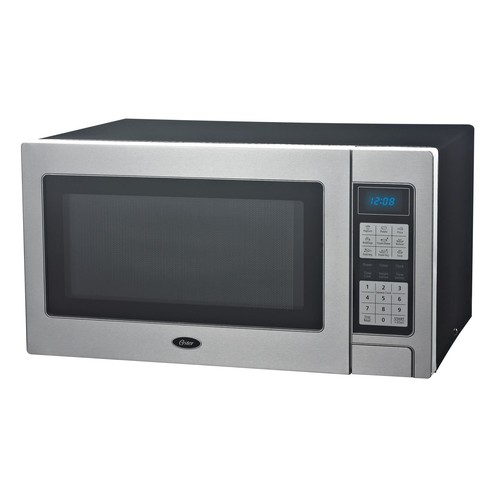 Oster OGZD1102 Stainless Steel 1000 Watt Microwave Oven