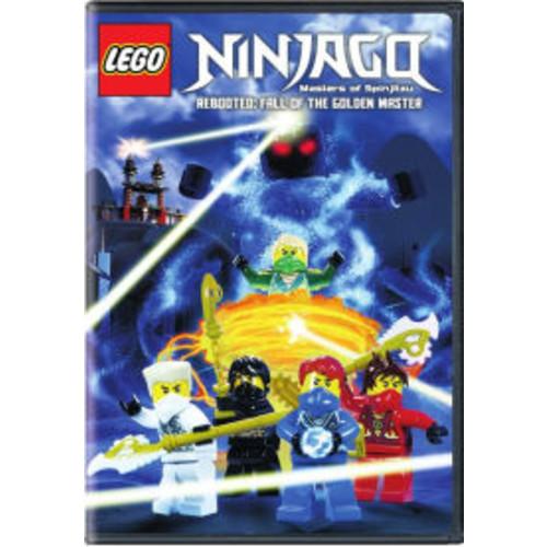 Lego Ninjago: Masters of Spinjitzu: Rebooted