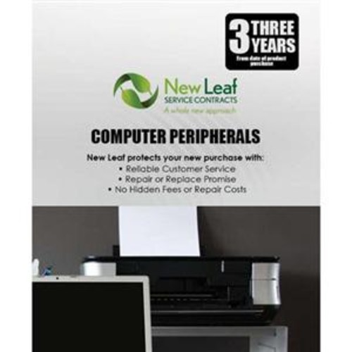 Leaf 3 Year Extended Warranty, Computer Peripherals under $1500 PER3U1500