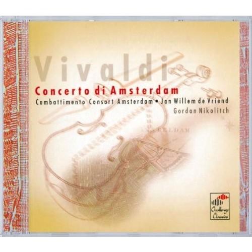 Vivaldi: Concerto di Amsterdam
