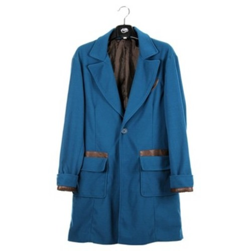 Fantastic Beasts and Where to Find Them Newt Coat Costume - Large/X-Large