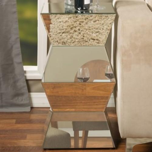Wholesale Interiors Baxton Studio Sakina End Table