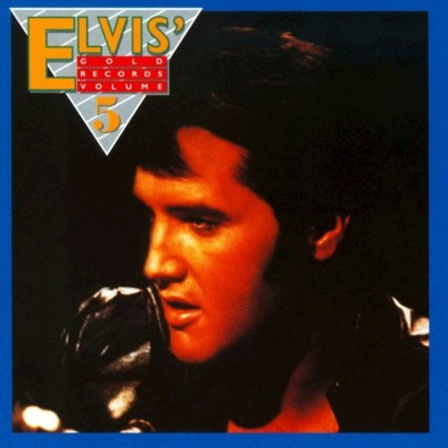 Elvis presley - Golden records vol 5 (CD)