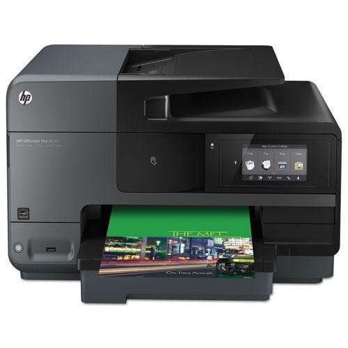 HP OfficeJet Pro 8620 Wireless All-in-One Photo Printer with Mobile Printing, Instant Ink ready (A7F65A) - Discontinued by Manufacturer