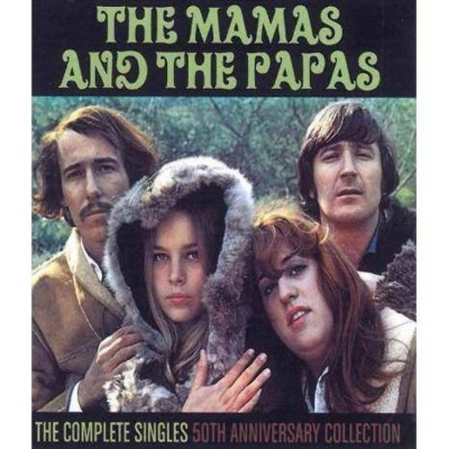 The Complete Singles: 50th Anniversary Collection [CD]