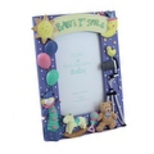 Baby's 1st Smile Picture Frame by Encore