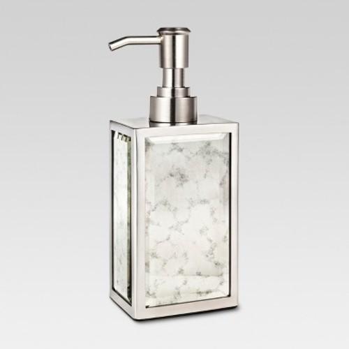 Soap Pump Mirror Finish- Threshold
