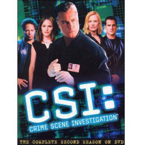 CSI: Crime Scene Investigation - Second Season (DVD)