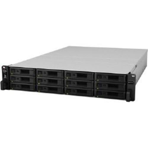 Synology RackStation 12 Bay Rack Mountable SAN/NAS Server (RS3617RPXS)