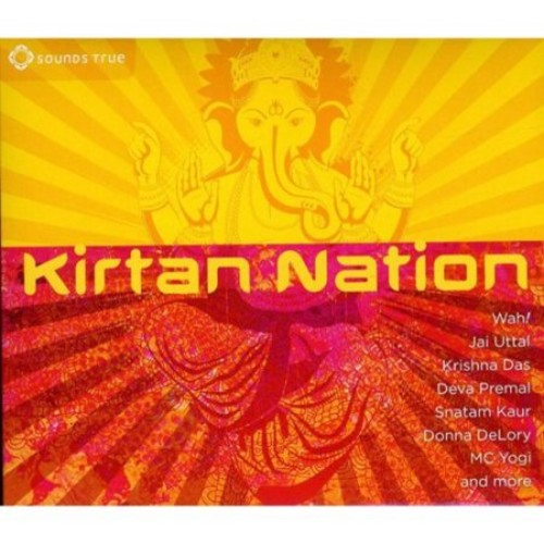 Kirtan Nation [CD]