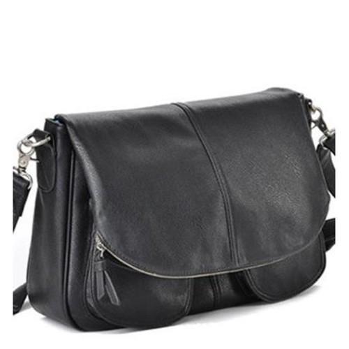 Jo Totes Betsy Camera and Laptop Bag, Black BE001