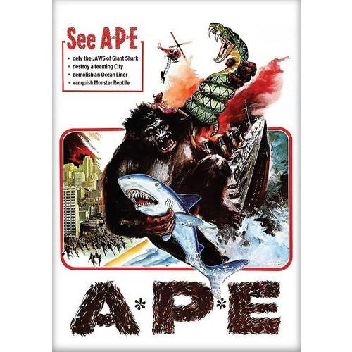 Ape [DVD] [1976]