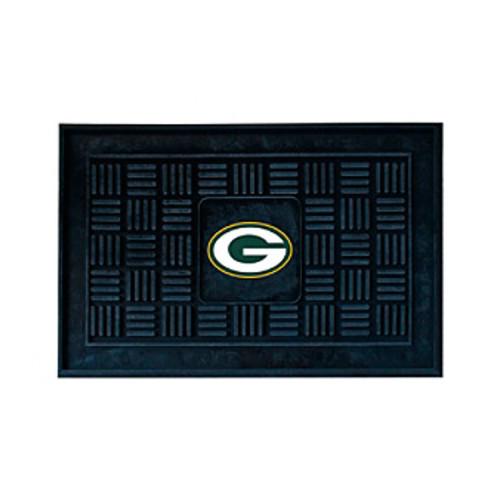 FANMATS Green Bay Packers Medallion Door Mat