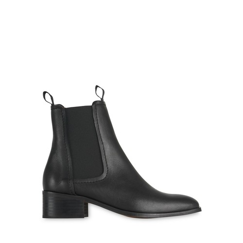 WHISTLES Women'S Fernbrook Leather Chelsea Booties