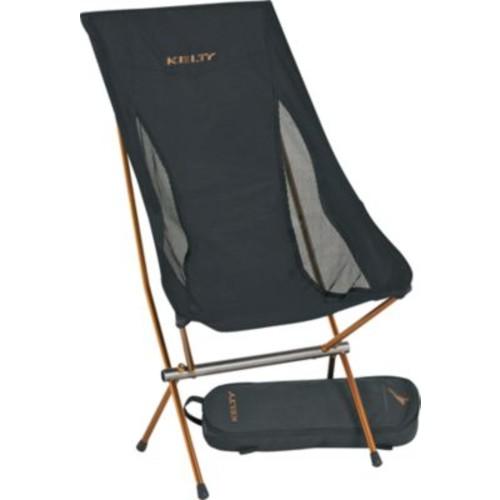 Kelty Linger High-Back Chair [STYLE : BLACK]