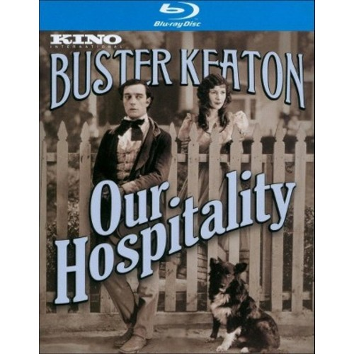 Our hospitality (Blu-ray)