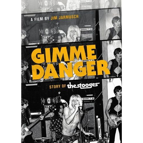 Gimme Danger [DVD] [2016]