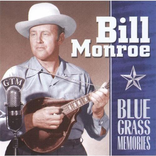 Blue Grass Memories [CD]