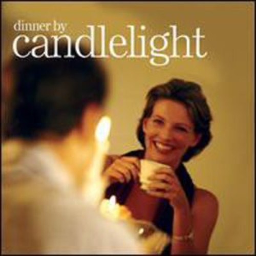 Dinner by Candlelight By Various Artists (Audio CD)
