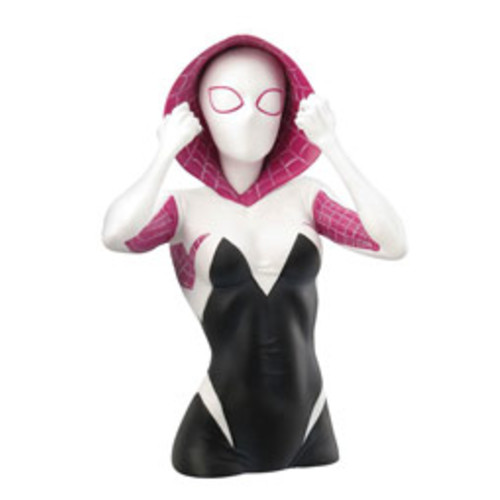 Marvel Spider Gwen Bust Bank