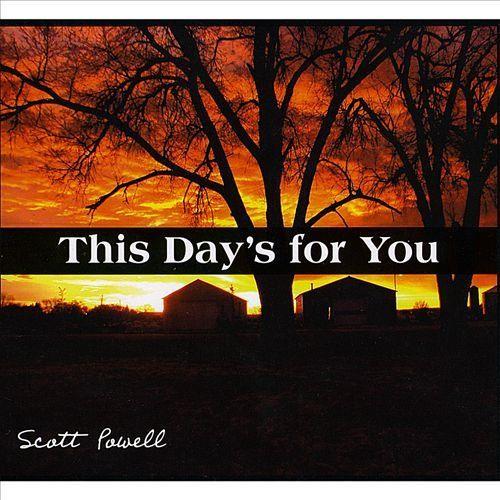 This Day's for You [CD]