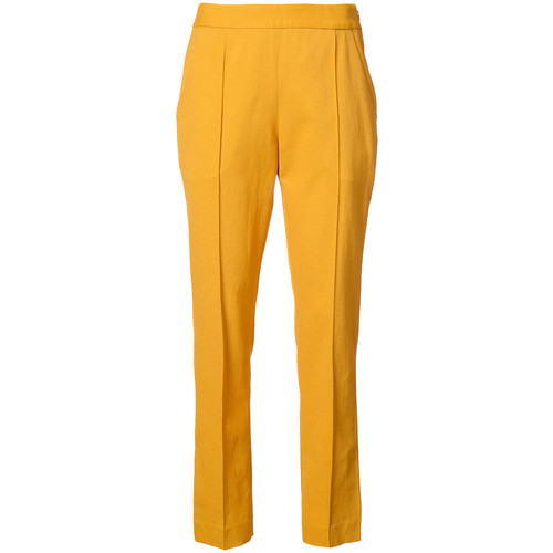 ROSIE ASSOULIN Tailored Slim-Fit Trousers