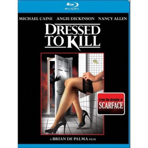 Dressed to Kill Blu-ray: Michael Caine, Angie Dickinson, Kenny Baker (II), Nancy Allen, Keith Gordon, Dennis Franz, Anthony Boyd Scriven, Robert McDuffie, Sam Williams, David Margulies, Ken Baker, Brandon Maggart, Susanna Clemm, Fred Weber, Sean O'Rinn, Bill Randolph, Robert Lee Rush, Frederick Sanders, Mary Davenport, Anneka Delorenzo, Norman Evans, Robbie L Mcdermott, Samm-Art Williams, Amalie Collier, Brian De Palma, George Litto, Samuel Z. Arkoff: Movies & TV