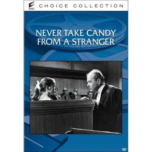 Never Take Candy from a Stranger [DVD] [1960]