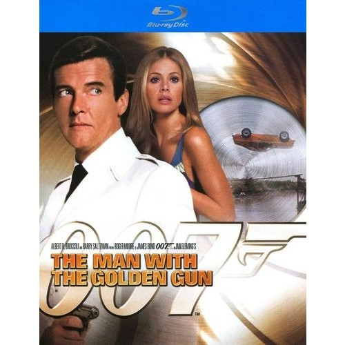 The Man with the Golden Gun [Ultimate Edition] [Blu-ray] [Eng/Fre/Spa] [1974]