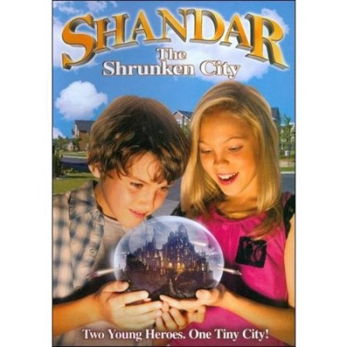 Shandar: The Shrunken City [DVD] [2012]
