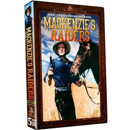 Mackenzie's Raiders: The Television Series [5 Discs] [DVD]