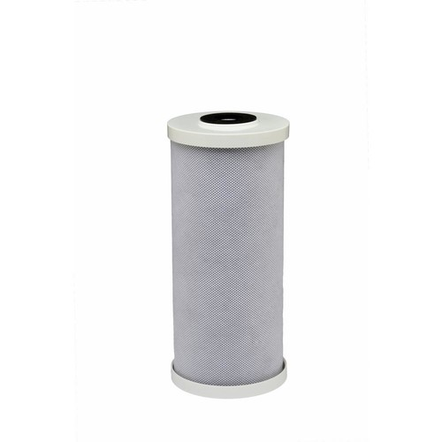 EcoPure Universal Fit Carbon Block Whole House Water Filter - Fits Most Major Brand Systems